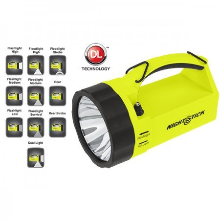 XPR-5580G Intrinsically Safe Dual-Light™ Lantern – Rechargeable